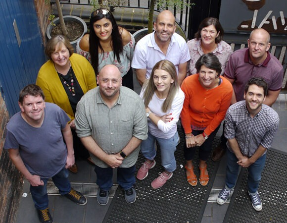 A picture of the VAL Voluntary Sector Support team