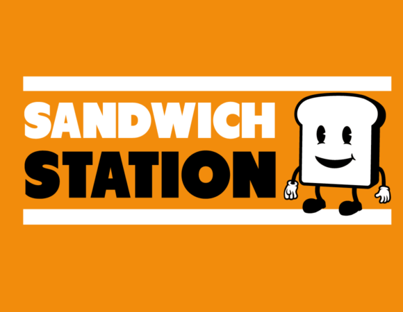 Sandwich Station Logo